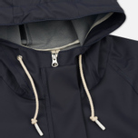 Женская куртка дождевик Norse Projects Klint Rain Dark Navy фото- 3