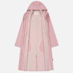 Женская куртка дождевик Norse Projects Klint Rain Petal Pink фото- 1