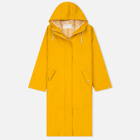 Женская куртка дождевик Norse Projects Klint Rain Summer Yellow