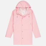 Женская куртка дождевик Stutterheim Stockholm Dusty Pink фото- 0