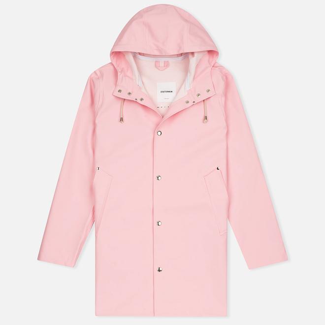 Женская куртка дождевик Stutterheim Stockholm Dusty Pink