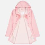 Женская куртка дождевик Stutterheim Stockholm Dusty Pink фото- 1