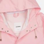 Женская куртка дождевик Stutterheim Stockholm Dusty Pink фото- 2