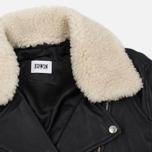 Женская куртка Edwin W' Zoe Leather Sheep Black фото- 1