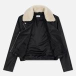 Женская куртка Edwin W' Zoe Leather Sheep Black фото- 2