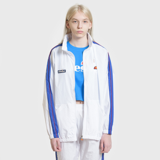 Женская куртка Ellesse Amari Full Zip White