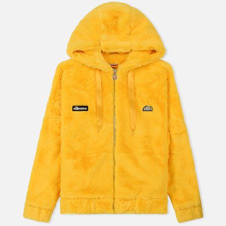 Женская куртка Ellesse Giovanna Zip Lemon Chrome