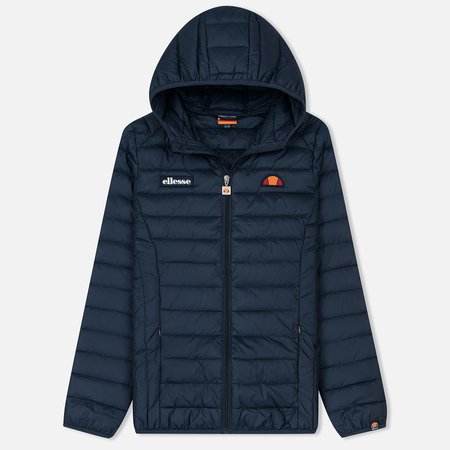 Женская куртка Ellesse Lompard Padded Dress Blues