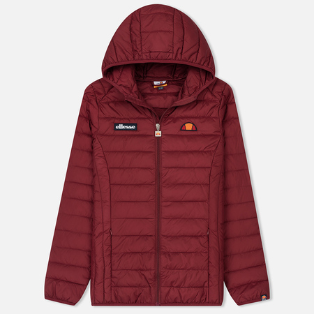 Женская куртка Ellesse Lompard Padded Tibetan Red