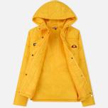 Женская куртка Ellesse Pejo Lemon Chrome фото- 2
