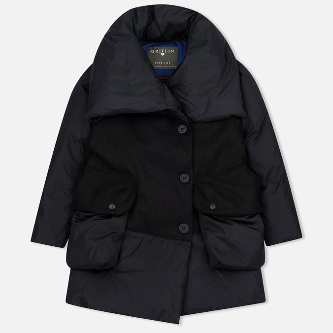 Женская куртка Griffin Sleeping Bag Mid Wool Dark Brown