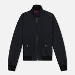Женская куртка харрингтон Baracuta G9 Modern Classic Black фото- 0