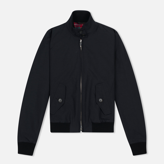 Женская куртка харрингтон Baracuta G9 Modern Classic Black