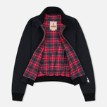 Женская куртка харрингтон Baracuta G9 Modern Classic Black фото- 2