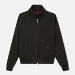 Женская куртка харрингтон Baracuta G9 Modern Classic Faded Black фото- 0
