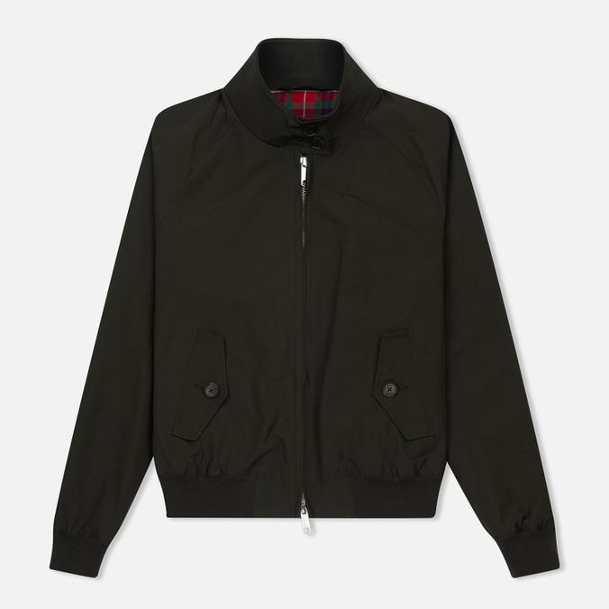 Женская куртка харрингтон Baracuta G9 Modern Classic Faded Black