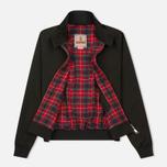 Женская куртка харрингтон Baracuta G9 Modern Classic Faded Black фото- 1