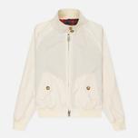 Женская куртка харрингтон Baracuta G9 Modern Classic Ivory фото- 0