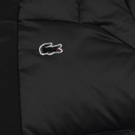 Женская куртка Lacoste Live Hooded Quilted Coat Black/Black фото- 4