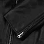 Женская куртка Levi's Relaxed Leather Moto Black фото- 4