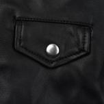 Женская куртка Levi's Relaxed Leather Moto Black фото- 5