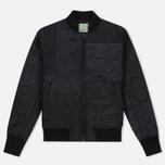 Женская куртка maharishi Upcycled Rocker O/D Black фото- 0