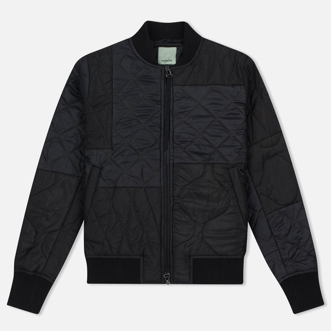 Женская куртка maharishi Upcycled Rocker O/D Black