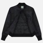 Женская куртка maharishi Upcycled Rocker O/D Black фото- 2