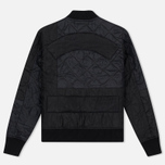 Женская куртка maharishi Upcycled Rocker O/D Black фото- 5