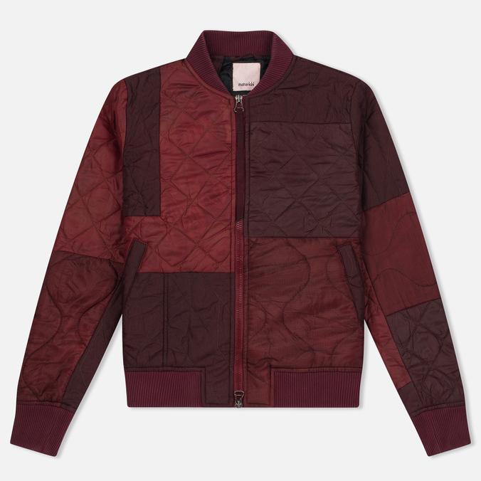 Женская куртка maharishi Upcycled Rocker O/D Lama