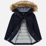 Женская куртка Napapijri Skidoo Open Long Blue Marine фото- 1