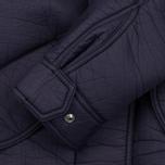 Женская куртка парка Nemen Leather Scuba Knit Aubergine фото- 3