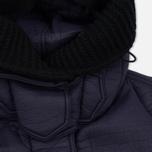 Женская куртка парка Nemen Leather Scuba Knit Aubergine фото- 4
