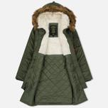 Женская куртка парка Alpha Industries Elyse Sage Green фото- 1