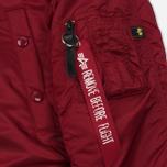 Женская куртка парка Alpha Industries N-3B Commander Red фото- 4