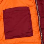Женская куртка парка Alpha Industries N-3B Commander Red фото- 5