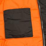Женская куртка парка Alpha Industries N-3B Replica Grey фото- 6