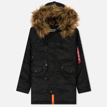 Женская куртка парка Alpha Industries N3B VF 59 Black
