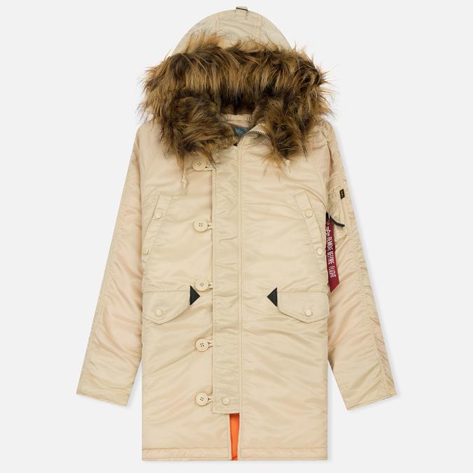 Женская куртка парка Alpha Industries N3B VF 59 Carmel