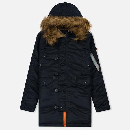 Женская куртка парка Alpha Industries N3B VF 59 Replica Blue