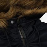 Женская куртка парка Alpha Industries N3B VF 59 Replica Blue фото- 3