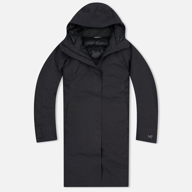 Женская куртка парка Arcteryx Patera Gore-Tex Black