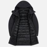 Женская куртка парка Arcteryx Patera Gore-Tex Black фото- 2