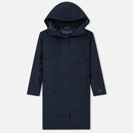 Женская куртка парка Arcteryx Patera Gore-Tex Black Sapphire