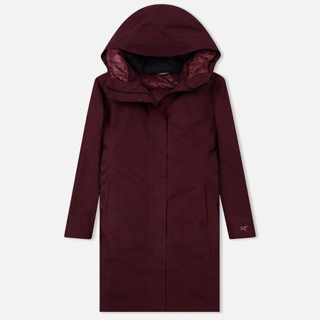Женская куртка парка Arcteryx Patera Gore-Tex Crimson