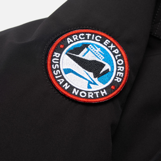 Женская куртка парка Arctic Explorer Chill Black