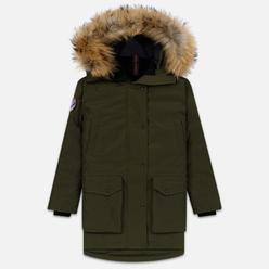 Женская куртка парка Arctic Explorer Chill Khaki
