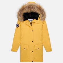 Женская куртка парка Arctic Explorer Chill Yellow фото- 0