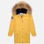 Женская куртка парка Arctic Explorer Chill Yellow фото - 0