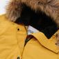 Женская куртка парка Arctic Explorer Chill Yellow фото - 1